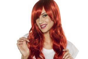 Haarfarbe und Haarstruktur beachten