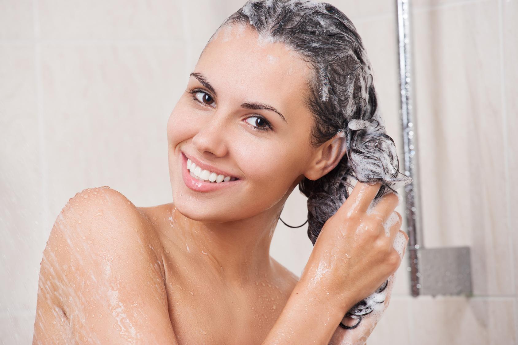Haare waschen chemo
